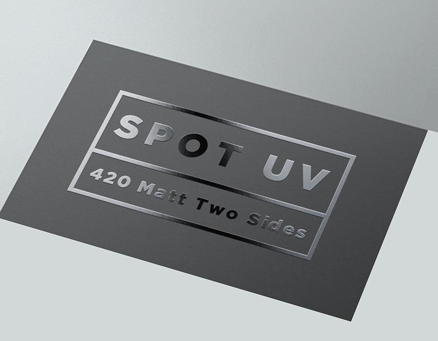 spot uv business cards printing dubai
