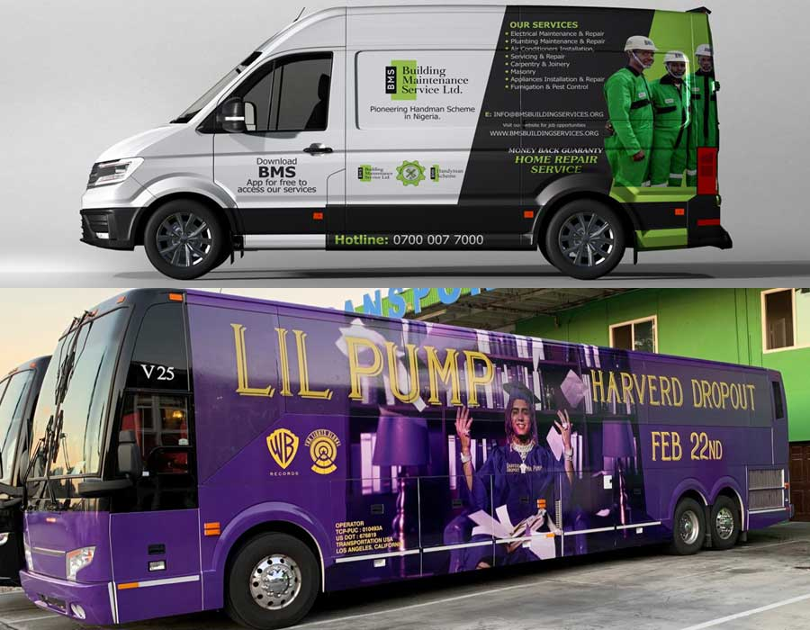 Full-Wrap-Bus- vehicle Branding-Dubai