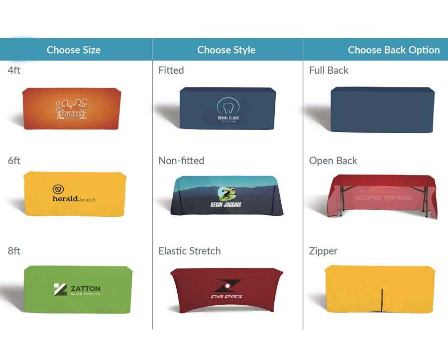 Options-TABLE-COVER-&-TABLE-CLOTH-Printing-Dubai