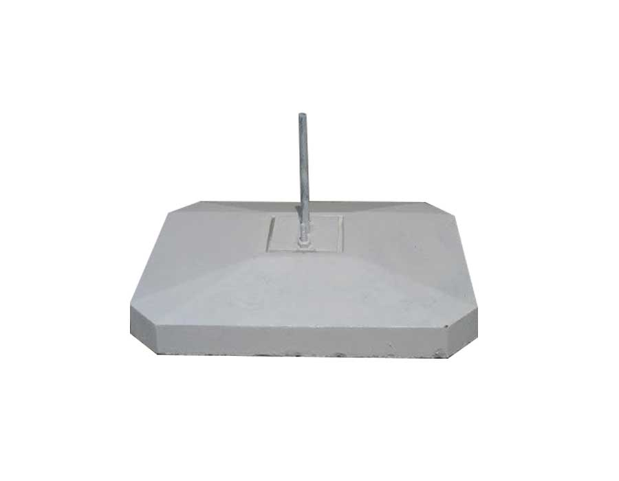 Square-Concrete-Base